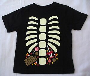 3bd25f9c The Children's Place 9-12 or 12-18 months Halloween Skeleton Candy ...