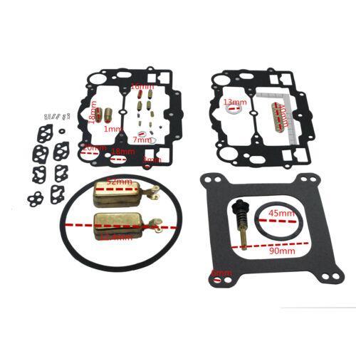 Replacement Edelbrock Carburetor Rebuild Kit For 1477//1400//1404-1407//1411//1409