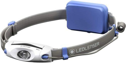 Blue LEDLENSER NEO4 Lightweight Highpower LED Headlamp 240 Lumens