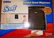 Kimberly Clark Scott Brand Folded Towel Dispenser C Fold Or Multi Fold
