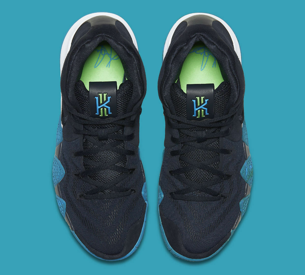Nike Basket Kyrie 4 Basket Nike Scarpa Uomini Dimensioni 9 350a7e