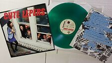 THE CUTE LEPERS - Adventure Time NEW Limited Edition GREEN Punk Garage + MP3