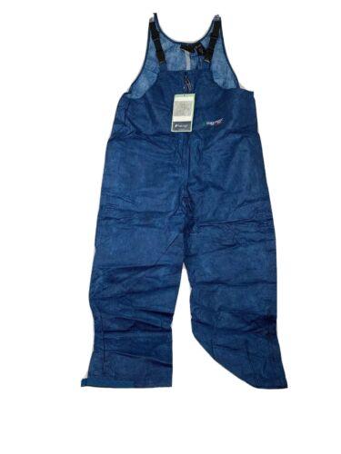 Frogg Toggs Pro Angler Bibb Pant Royal Blue Medium PA809-12MD