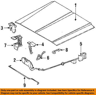 Jeep CHRYSLER OEM 14-16 Cherokee Hood-Lock Latch Striker 68143722AC