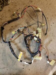 1989 90 Geo Tracker Suzuki Sidekick Wiring Harness 1 6l Under Dash