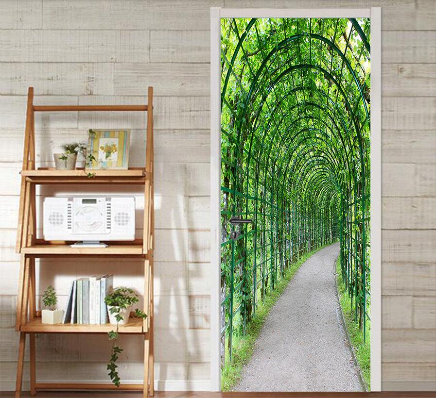 3D Grün Bogen 70 70 70 Tür Wandmalerei Wandaufkleber Aufkleber AJ WALLPAPER DE Kyra   Ausgezeichnete Qualität    Online Kaufen     7312b2