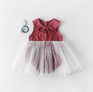 Newborn-Kid-Baby-Girl-Sleeveless-Romper-Tulle-Tutu-Dress-One-Piece-Outfit