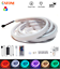 RGB-Neon-Flex-Light-IP67-Waterproof-10x20-DC12V-Indoor-Outdoor-RGB-Neon-Flex-LED thumbnail 6