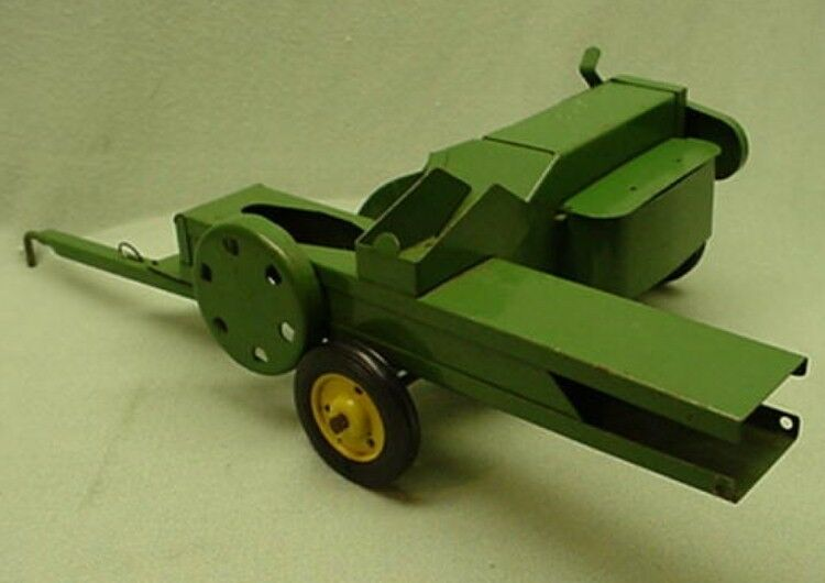 John Deere carter Toy 14-T Presse 1960 Works