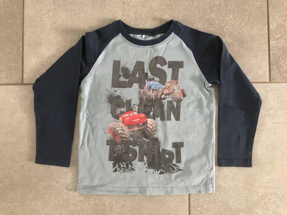 T-shirt, langærmet, name it