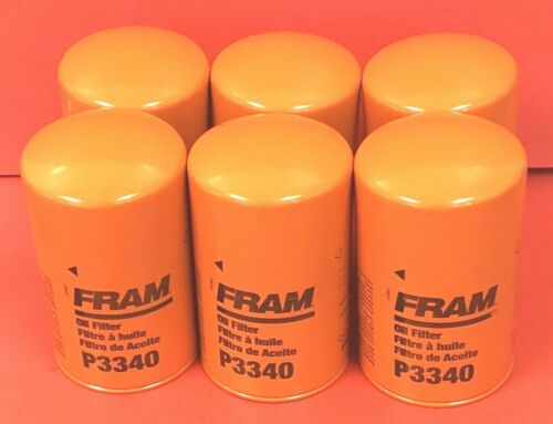 Fram Oil Filter P3340 Fits Thermo King