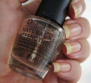 OPI TREATMENT ~ Natural Nail Strengthener 15ml ~ 94100000060 | eBay