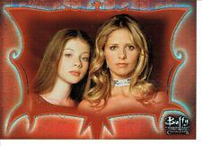 Buffy, la cazavampiros conexiones Promo Card P-1
