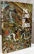 THE LAND OF THE KINGS - Persia Iran Book Tarverdi Massoudi 1971