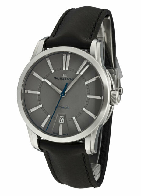 Maurice Lacroix pontos date Automatik reloj hombre pt6148-ss001-230-1