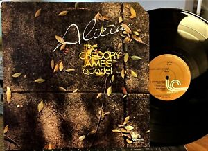 Gregory-James-LP-034-Alicia-034-Inner-City-1050-1977-EX-Jazz-Guitar-Quartet