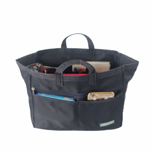 Bag Insert Purse Organiser MYLIORA Premium XXL Black /& Blue 2 Models in 1
