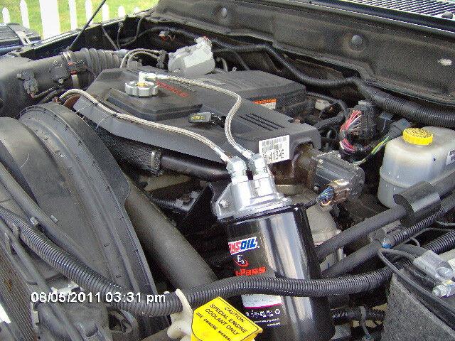 cummins 6.7 fuel filter change how often