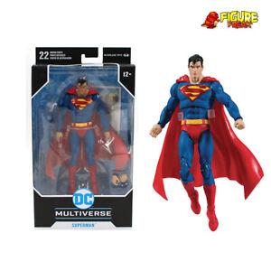 "McFarlane DC Multiverse 7/"" Action Figure Brand New Modern Superman"
