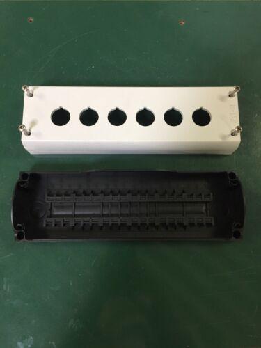 Eaton//Moeller RMQ-Titan Aufbaugehäuse M22-I6