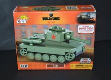 COBI 3064-World of Tanks-Churchill I-Neuf