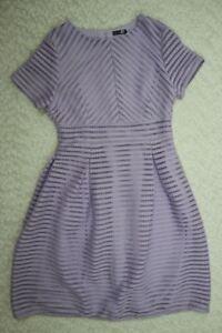 BOOHOO-BOUTIQUE-violet-purple-zaira-full-skirted-prom-midi-dress-size-18-BNWT