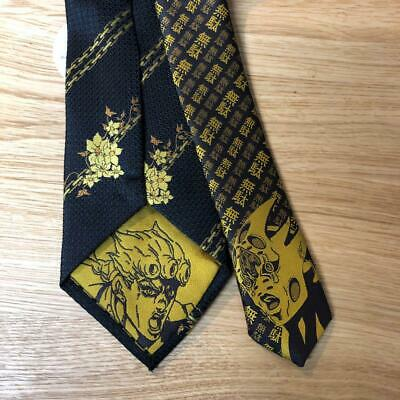 JoJo/'s Bizarre Adventure Tie Golden Wind Giorno Stand P.S.FA