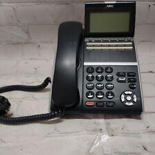 Nec Dt800 Series Itz 12d 3 Bk Tel 12 Button Display Ip Business Office Phone