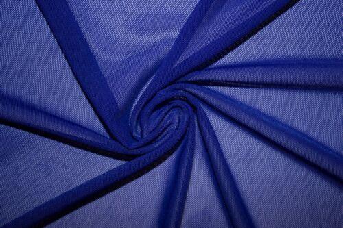 5 Yards Power Mesh 4 Way Stretch Nylon Lycra Spandex Dancewear Swimwear Fabric  5 Yards