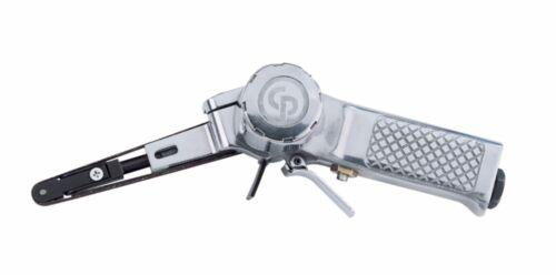 "Chicago-Pneumatic 858 CP858 3//8/"" x 13/"" Air Belt Sander"