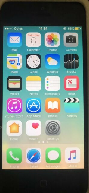 Apple iPhone 5c 32GB Blue (Unlocked) A1529 (GSM) Smartphone Used