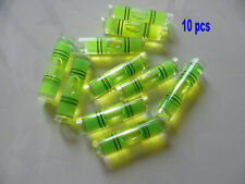 10 pcs Green Digital Inclinometer Spirit Level Bubble -Tube Vial Gradienter