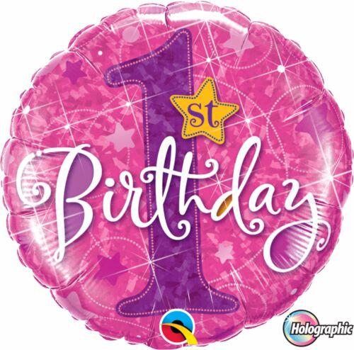 1 Anno Felice 1° Compleanno Qualatex Palloncini{ Elio Palloncini Festa Ragazzo