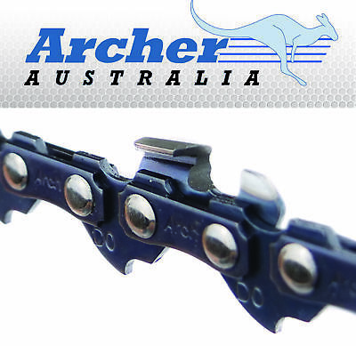 """2 X Archer Tronçonneuse Scie Chaînes Compatible McCulloch et Partner 16/"""""""