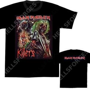 IRON MAIDEN : T-SHIRT Killers Special L - NEUF tee