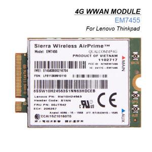Lenovo-Thinkpad-X260-T460-P70-Sierra-Wireless-Airprime-EM7455-4G-LTE-WWAN-Module