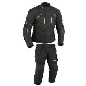 Moto Textile Veste + Pantalon, Moto Combi Motard Moto Textile Combi Nouveau-afficher Le Titre D'origine 0isljnlt-07222800-853568242