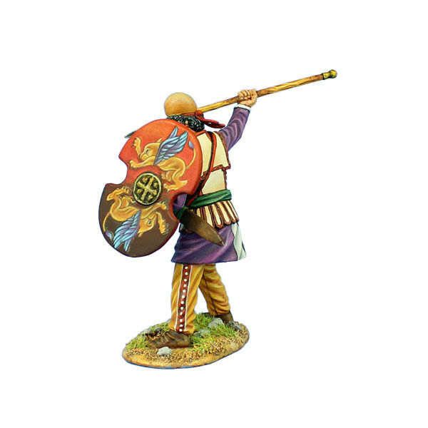 First Legion  AG049 Persian Warrior with Spear and Shield