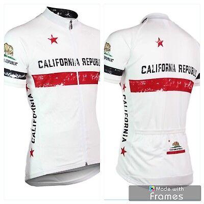 California Republic Cycling Jersey