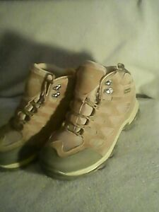 Boone and Crockett Lace Up Brown