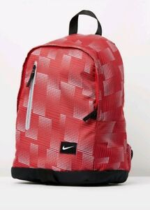 98a3d5ae75 Image is loading NIKE-ALL-ACCESS-HALFDAY-BACKPACK-SCHOOL-WORK-GYM-