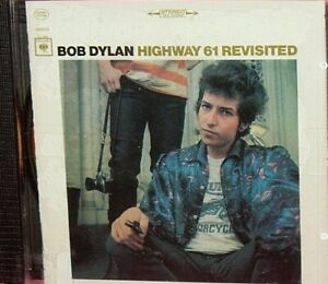 BOB DYLAN - Highway 61 Revisited - DCC 24k GOLD Disc CD SS Audiophile GZS Japan