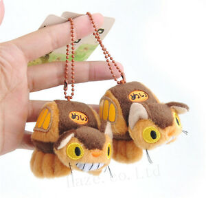 Studio-Ghibli-My-Neighbor-Totoro-Cat-Bus-Cute-Plush-Doll-Pendant-8cm
