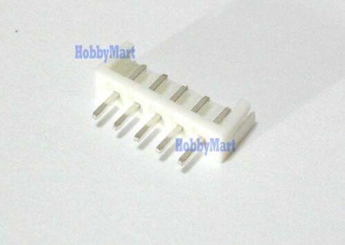 Male, Female, Crimps 2.5mm EH 5-Pin CONNECTOR JST plug x 10 SETS