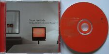 Depeche MODE _ only when i lotti myself // Headstar _ 3 TRACK CD _ LCD BONG 29
