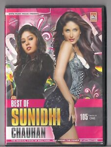 Best-Of-Sunidhi-Chauhan-105-Tracks-On-One-Bollywood-DVD-MUST-HAVE