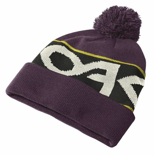 f227135c80969 2016 Oakley Mens Factory Cuff Beanie Winter Thermal Bobble Hat - 4 ...