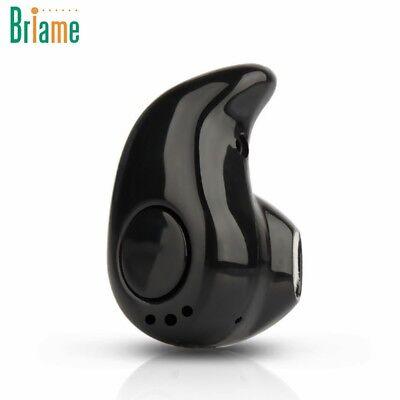 Bluetooth Auricolare Cuffia Mini in Hands Auricolare Senza Briame Fili S530 ear 56w0xv