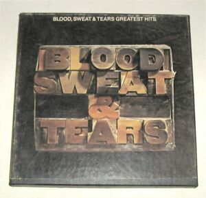 Vintage Blood,Sweat & Tears,4 Track Reel,Columbia,You've Made Me So Very Happy