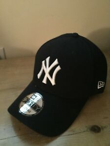 48b77c9fd2d Image is loading New-Era-New-York-Yankees-MLB-9FORTY-Cap-